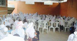 اكثر من 800 مستفيد في الحملة الطبية بتافراوت المولود