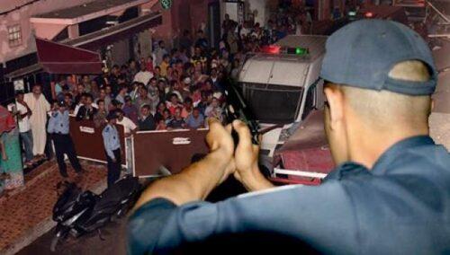 فاجعة : شُرطي ينهي حياته رميا بالرصاص بمنزله