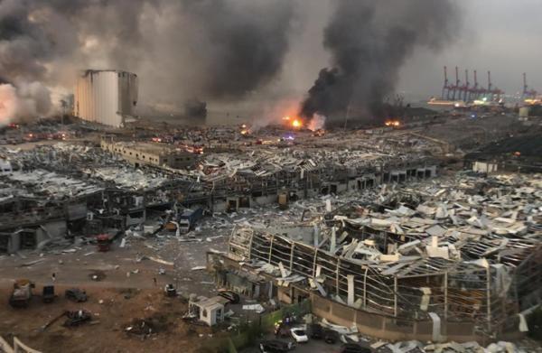 لبنان…300 ألف شخص بلا مأوى والخسائر بالملايير جراء انفجار مرفأ بيروت