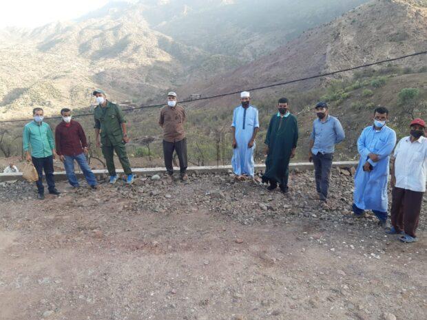 تارودانت…السلطات المحلية بقيادة اساكي تتدخل لإصلاح الاضرار الناتج عن سيول الاودية (الصور)