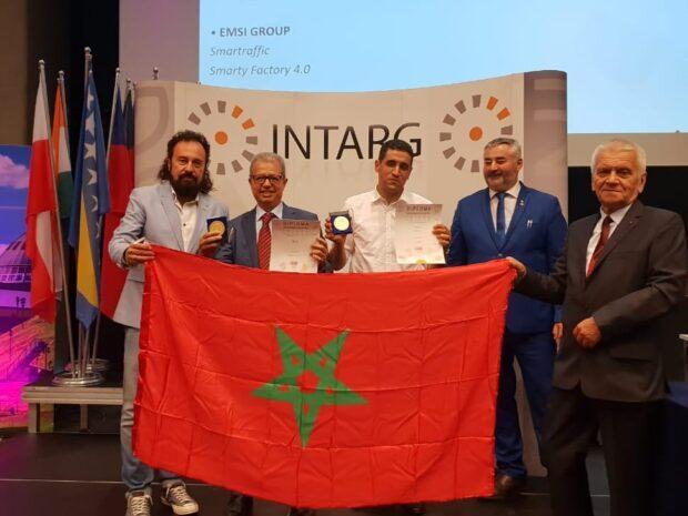 المغرب يفوز بأربع ميداليات في المعرض الدولي للابتكار باسطنبول