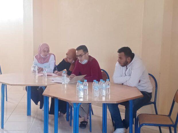 انتخاب هشام أوالحرير رئيسا لجمعية طلبة وجان