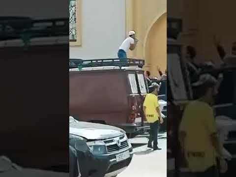 اعتقال شخص دعا بالصياح لإعادة فتح المساجد