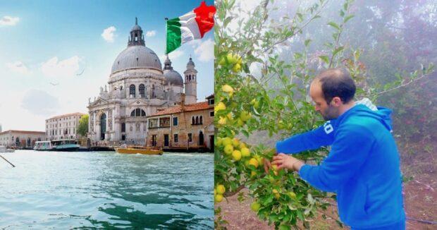هام …فرص عمل بإيطاليا للمغاربة في هذه القطاعات !