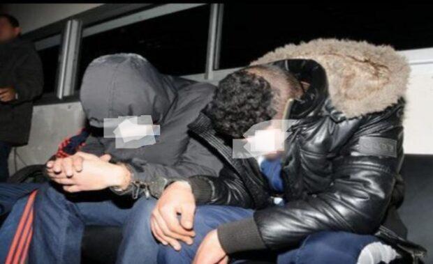 القاء القبض على شقيقين عرضا شابا للضرب و الجرح المفضي للوفاة بسبب خلاف بينهم