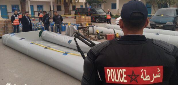 اعتقال شبكة للهجرة السرية نصبت على شبان في ملايين السنتيمات