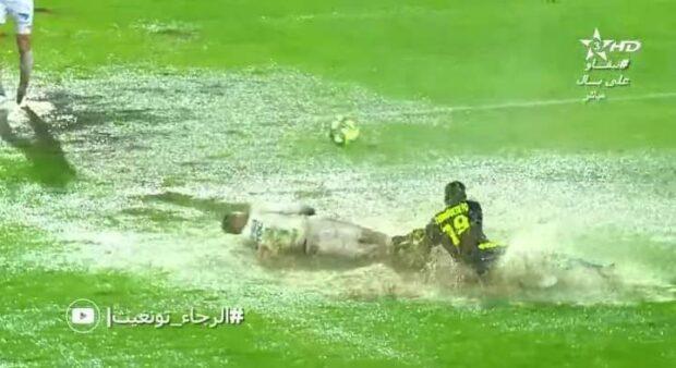 نادي الوداد يواجه الملعب المالي خارج الدار البيضاء
