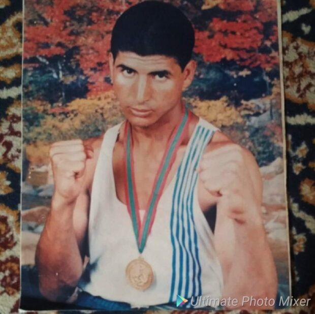 البطل الدولي ربحي ميلود أول رياصي يحرز بطولة المغرب بجهة سوس ماسة والجنوب بثفة عامة