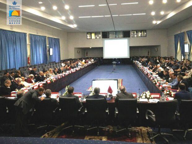 المجلس الجهوي لسوس يخصيص 300 مليون درهم لإنجاز سدود تلية بالجهة