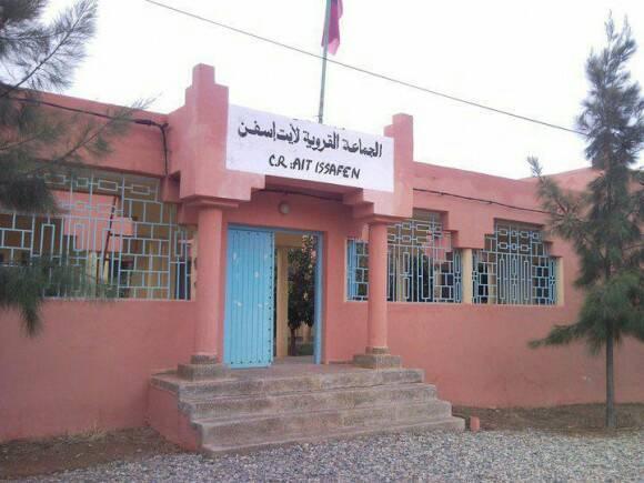 تيزنيت…ساكنة دوار اغرابو تتهم نائب رئيس جماعة ايت اسفن بالترامى على أراضى في ملكية مسجد