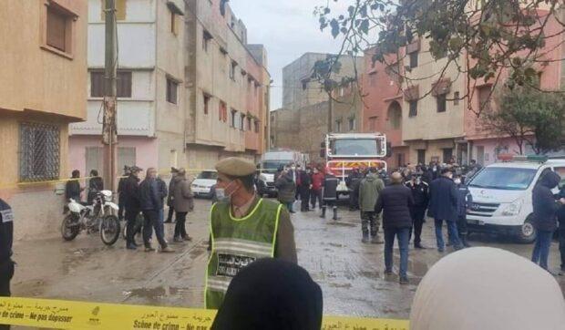 أخر مستجدات مجزرة سلا … اعتقال 14 موقوفاً !