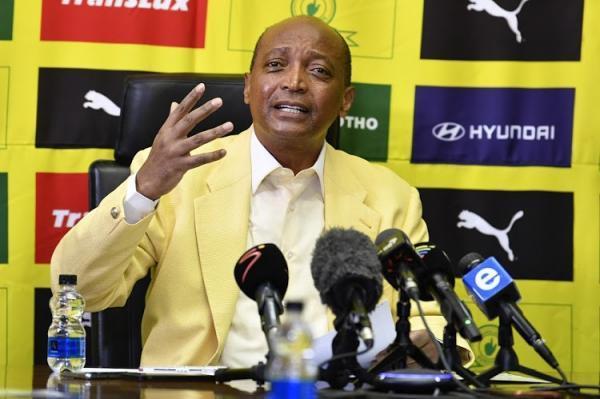 """الاتحاد الجنوب إفريقي يعلن مرشحه """"موتسيبي"""" رئيسا لـ""""الكاف"""" قبل مرحلة التصويت"""