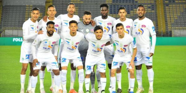 نادي الرجاء البيضاوي يتأهل لربع نهائي كأس الكـاف