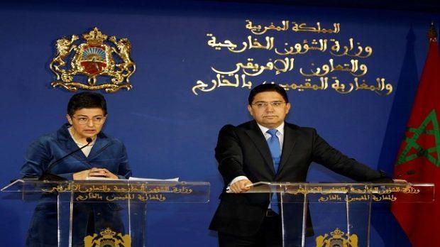 وزير الخارجية المغربي يختار التصعيد ضد اسبانيا