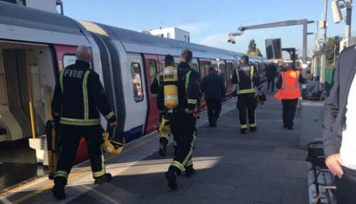 انفجار يهز محطة للميترو في بريطانيا