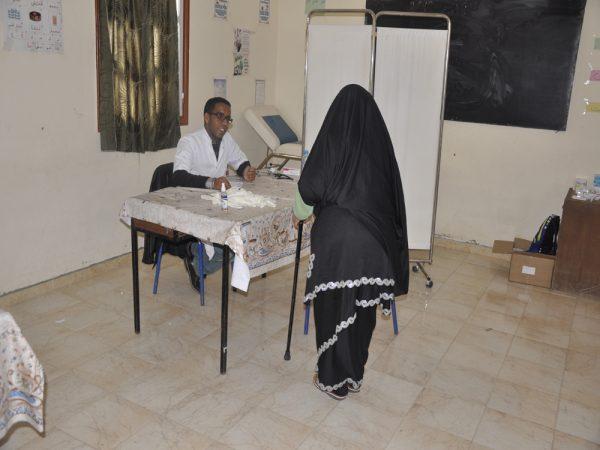 تافراوت :حملة طبية مجانية لجمعية شباب اميان احتفالا بيوم المرأة العالمي + صور