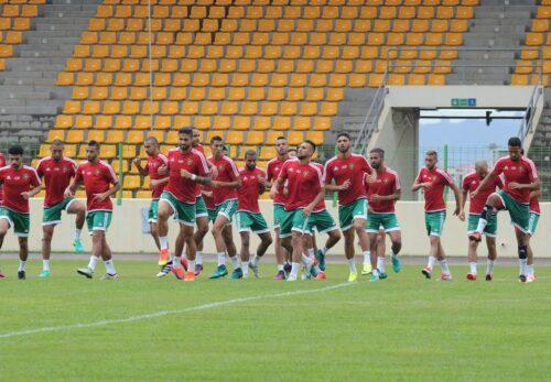 المنتخب المغربي في موقع متقدم لترتيب منتخبات العالم