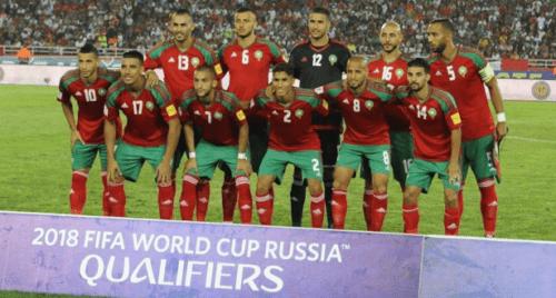 اهداف مباراة المغرب والغابون 3-0